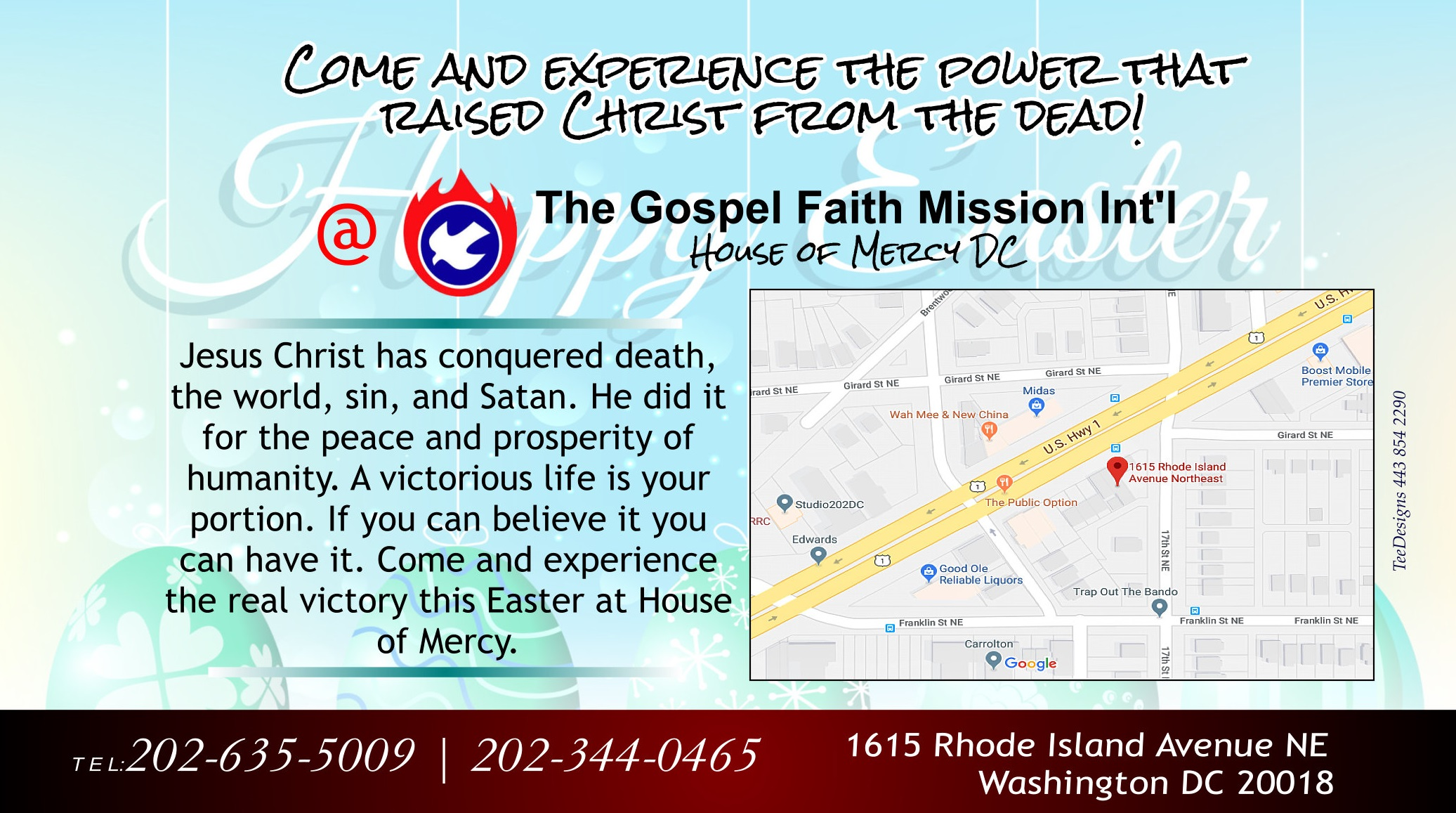 Gofamint Dc Easter Flyer 2018 p2 - Copy