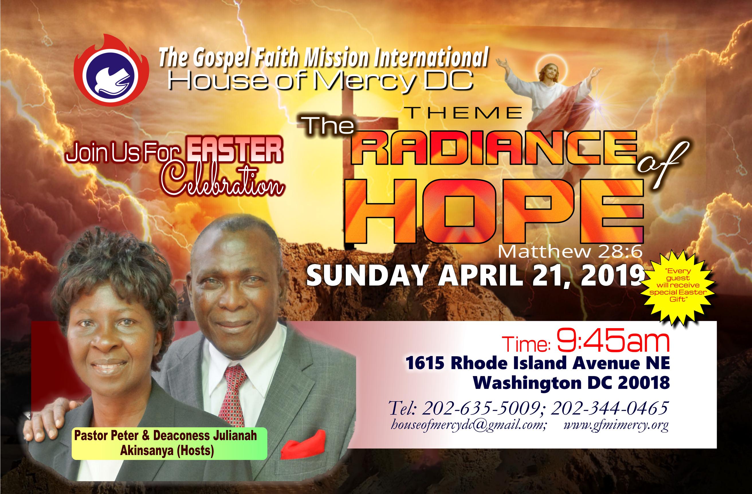 Easter April 2019 1